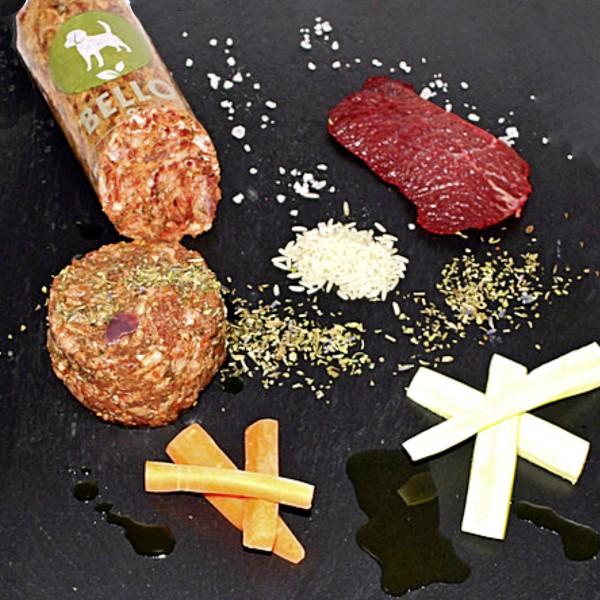BEEF & RICE with veggie
