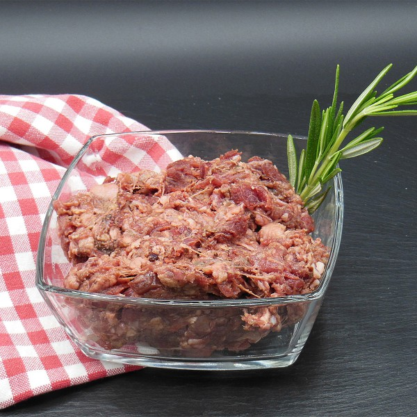 MEAT MIX - BEEF - RIND