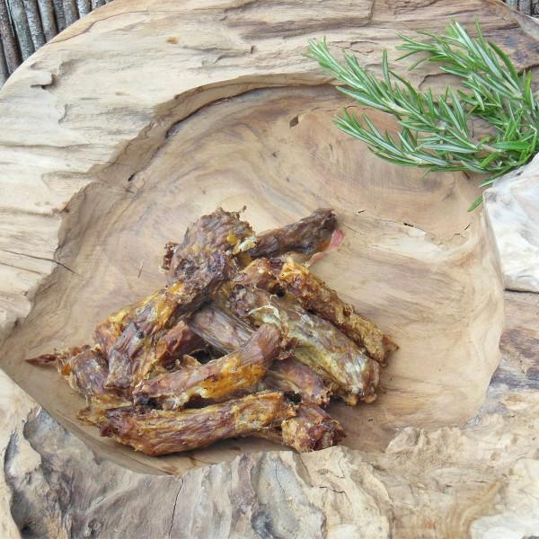 Hühnerhälse, getrocknet